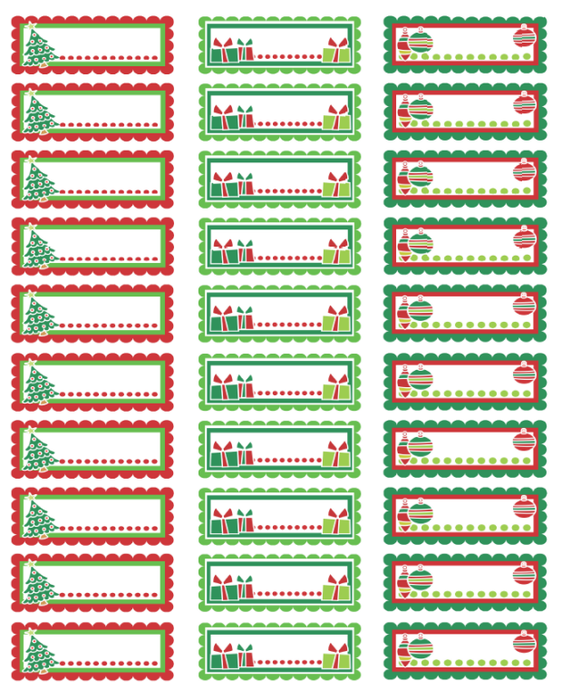 Home Word Templates Labels Christmas Return Address Labels Templates  Address Labels Template Free