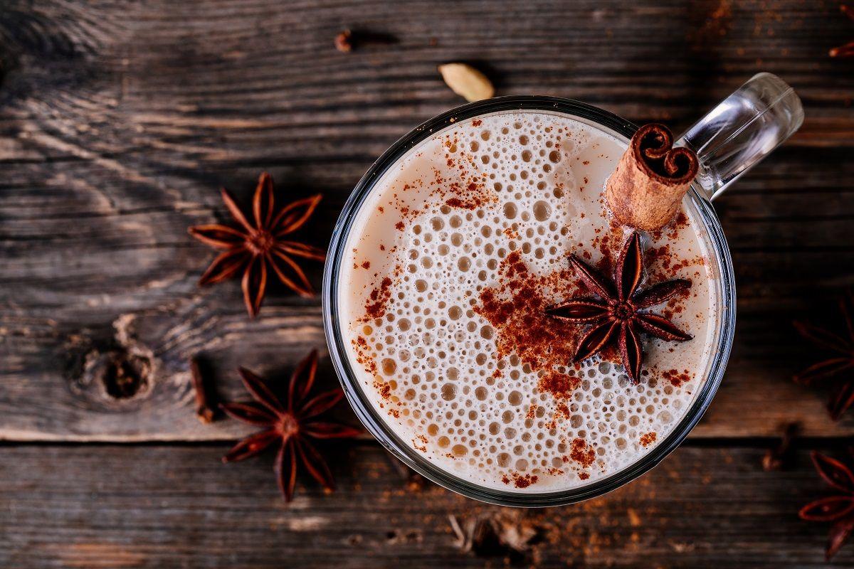 chai latte rezept masala chai tee selber machen  familie