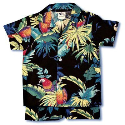Hawaiian Shirts for kids