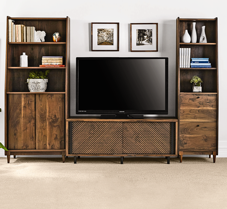 Get The Look Of Built Ins With Furniture From Shopko Furniture