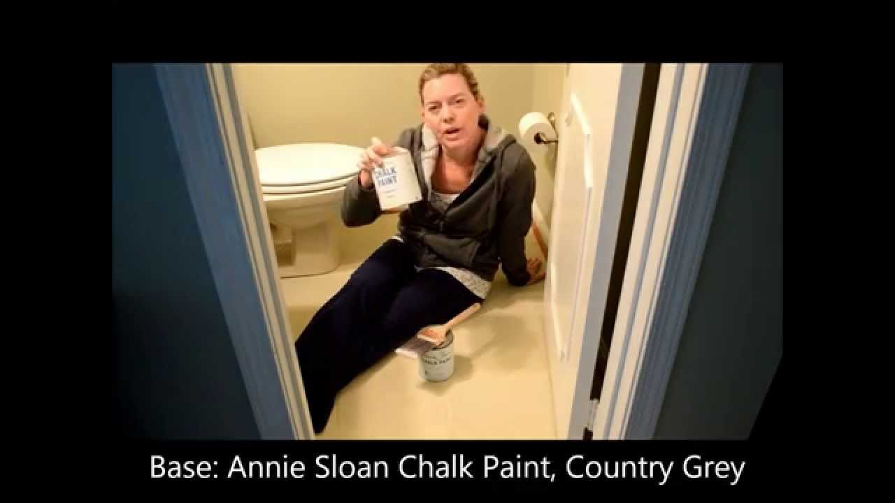 How To Take Outdated Linoleum Or Vinyl Flooring And
