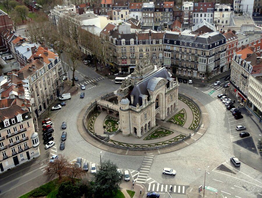 Postcards From Lille Rijsel France Lille France France Travel