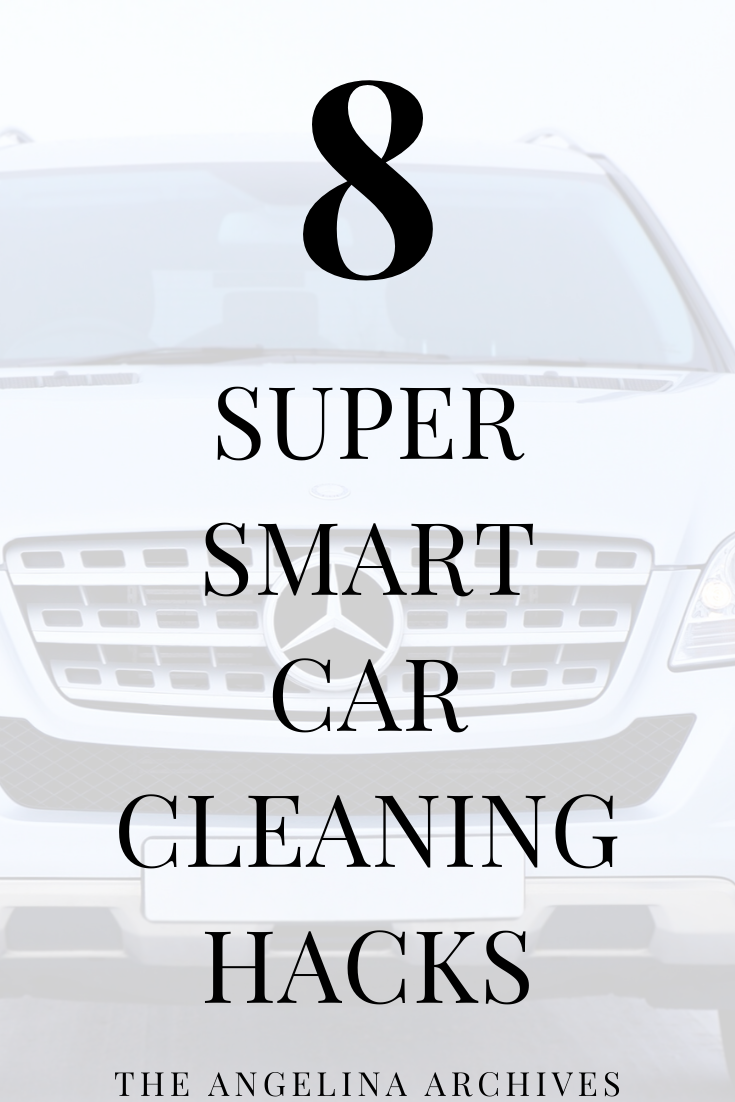 8 Affordable Car Cleaning Hacks In 2020 Cleaning Hacks Car Cleaning Hacks Car Cleaning