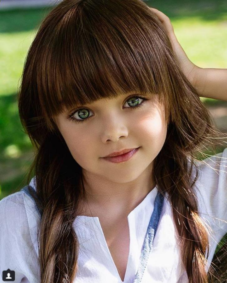 İşte dünyanın en güzel çocuğu