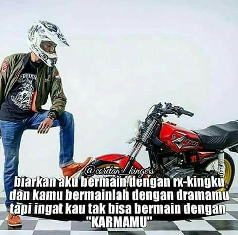 Pin Oleh Castlle Slog Di Rx King Indonesia Motor Humor Lucu Mobil