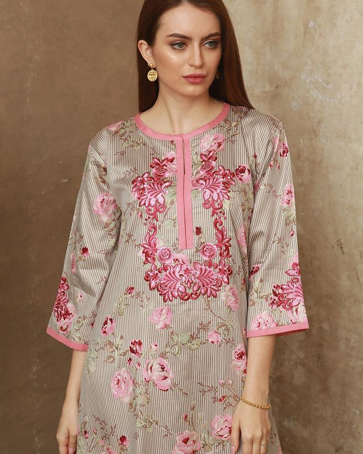 المجموعة الجديدة مجموعة الجلابيات القطرية جلابيات قطن السعر Fashion Fashion Illustration Tunic Tops