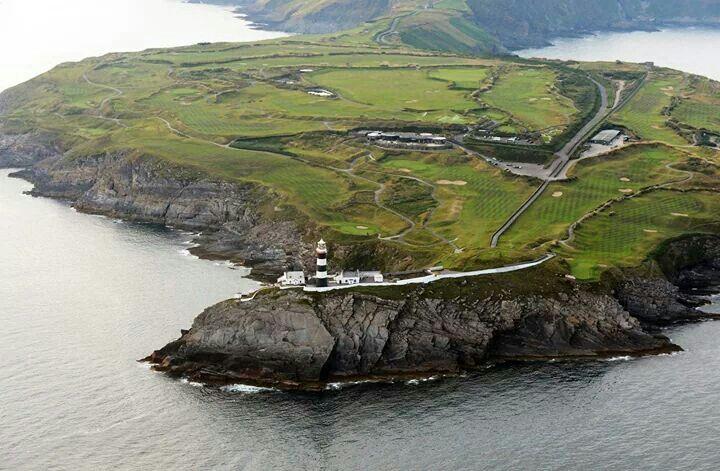 Kinsale promontorio Irlanda