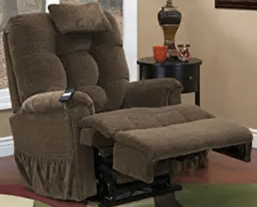 Pin On Leather Recliner