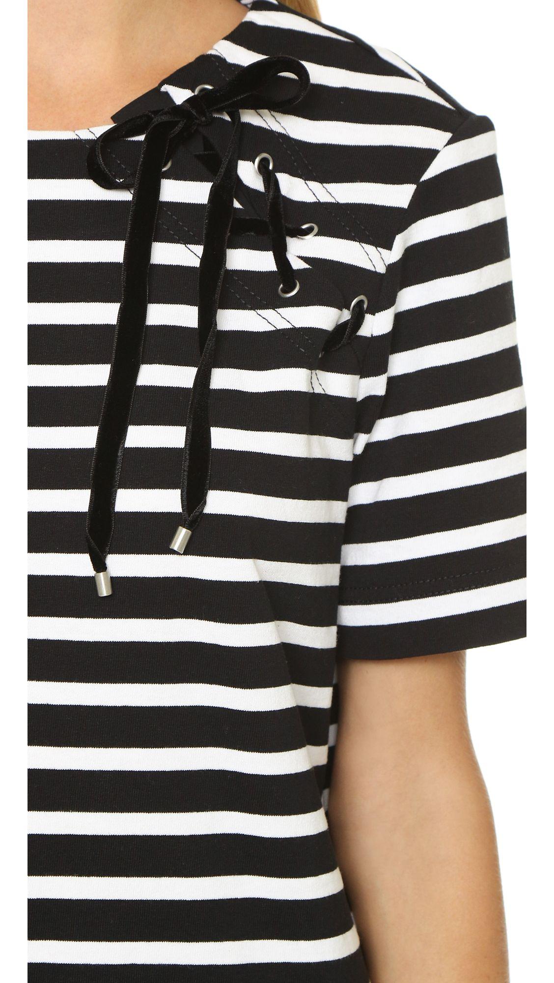 Marc by Marc Jacobs Jacquelyn Stripe Dress