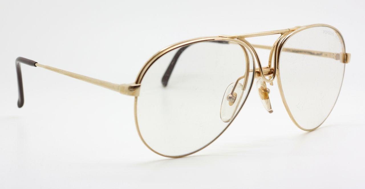 b92e30bb3aca The Old Glasses Shop - LAST ONE! Porsche Design Interchangable Prescription  Lenses to Sunglasses Lenses