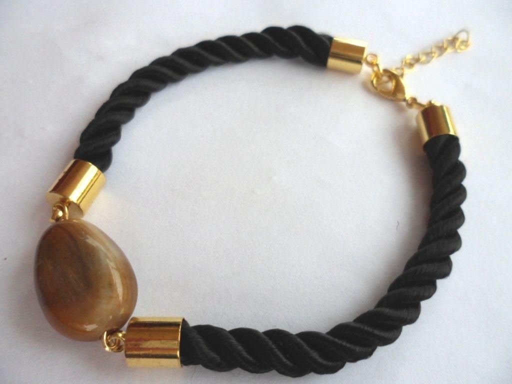 Rope bracelet silk rope bracelet chunky rope bracelet gold