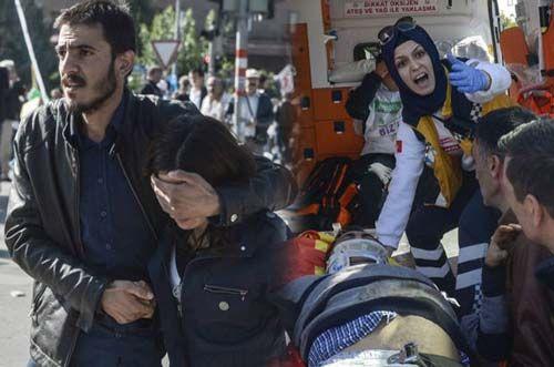 #haberler #ankara #patlama #ankaradayız #içişleribakanlığı  İçişleri Bakanlığı'ndan Ankara İle İlgili Açıklama