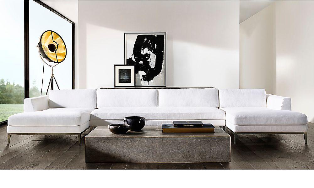 rooms  rh modern  modern room
