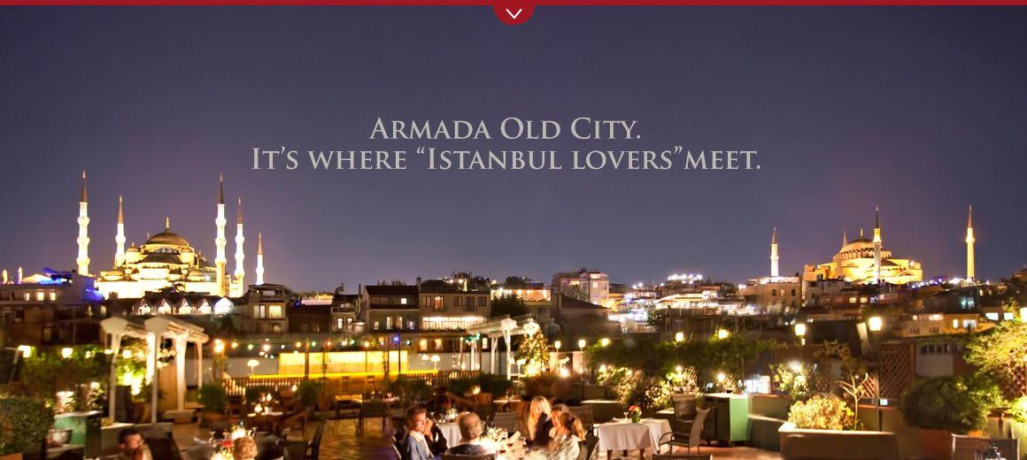 Armada Istanbul City Hotel Old City Istanbul