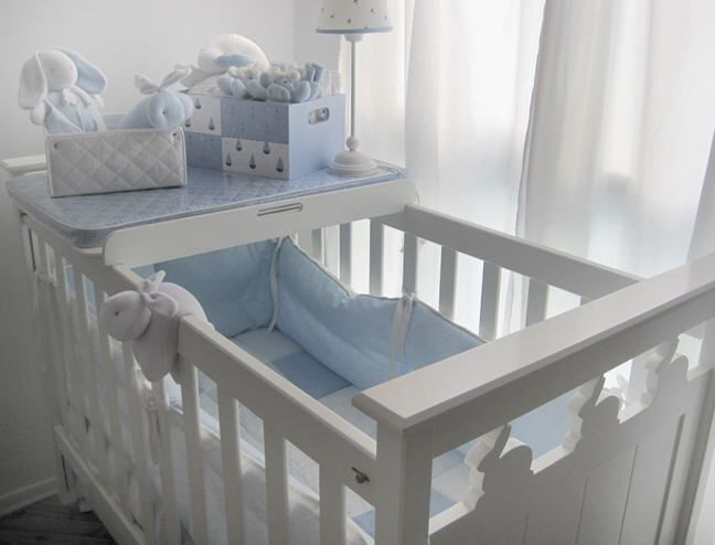 Cunas para beb s bb pinterest babies room and babys for Cunas para bebes de madera