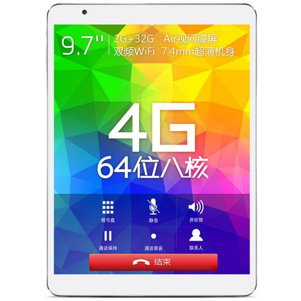 Acheter Teclast P98 4g Lte Octa Core Mt8752 32go Gsm Gps Tablette