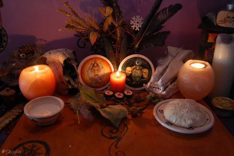 Mabon Celbration by Skayler.deviantart.com on @deviantART