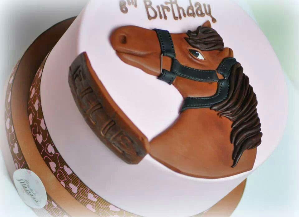 Pastel de Caballo pastelera Pinterest Horse party Horse cake