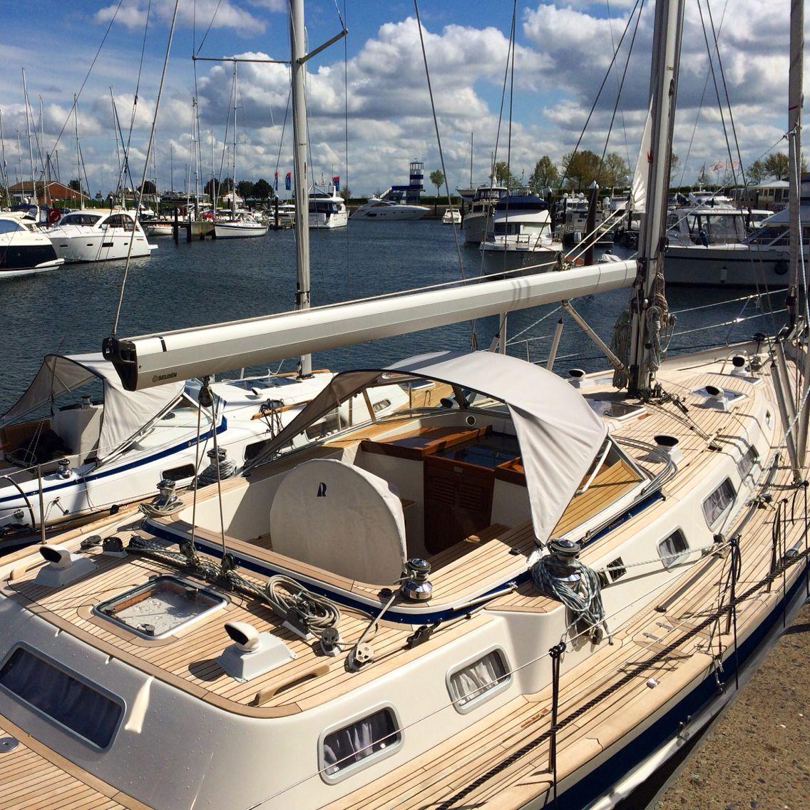 #hallbergrassy#oceansailing #Sailing #sailingstagram #worldcruisingonline