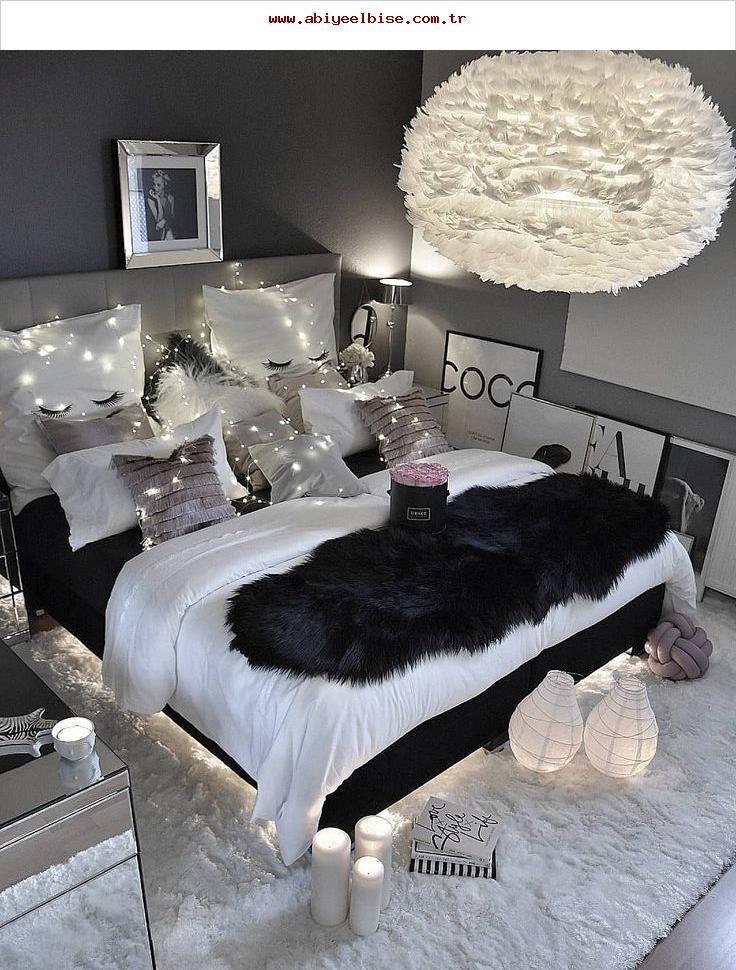 Pin von ana bloom auf bedroom in 2019 schlafzimmer for Teenagerzimmer einrichtungsideen