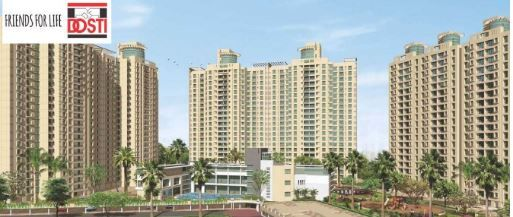 Dosti West County A Superior Project For Impressive Life In Thane Dream City