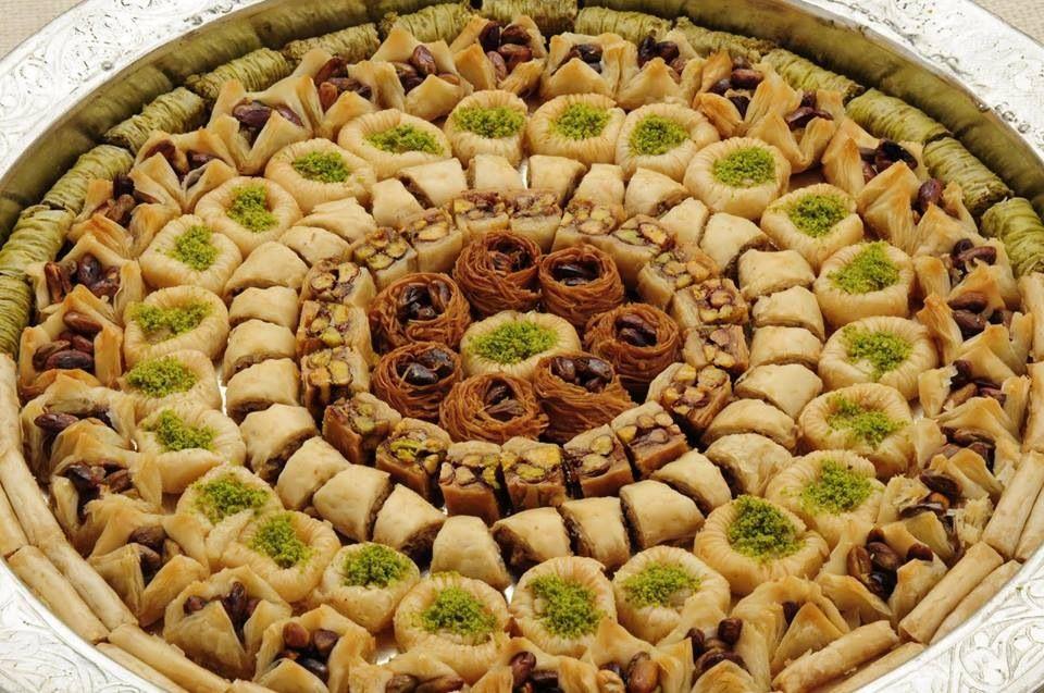 пахлава арабская рецепт с фото всё ней кое-чего