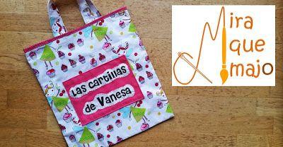 Mira que majo...: LAS CARTILLAS DE VANESA Vanesa es una profe de esa...
