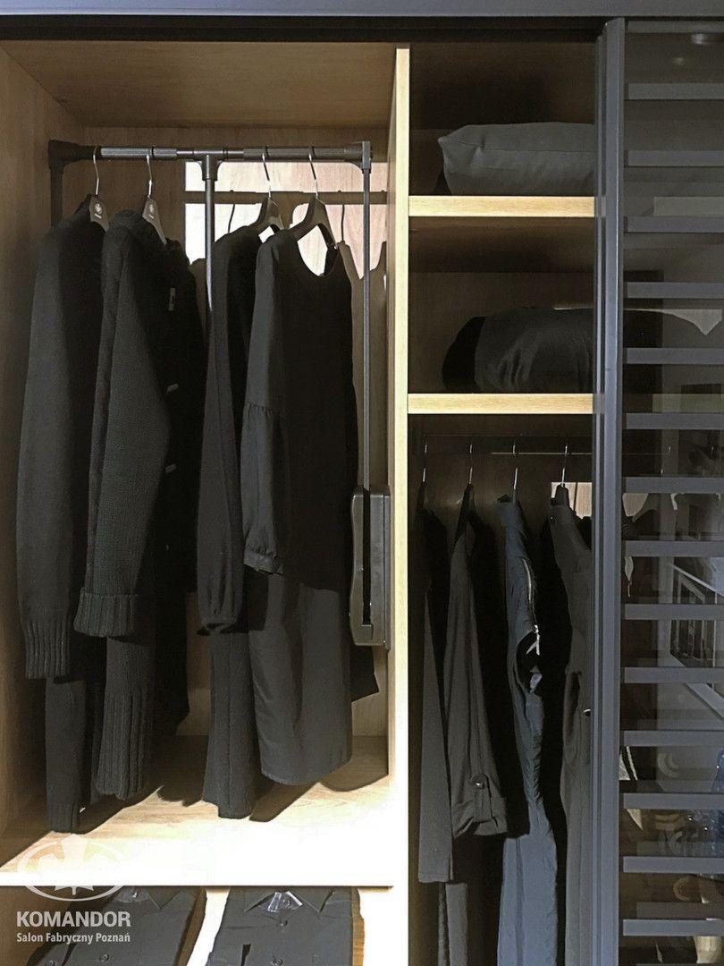 Szafy Wnękowe Przesuwne Meble Na Wymiar Garderoby Do