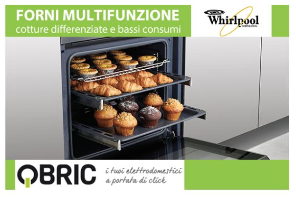 In offerta speciale i forni multifunzione Whirlpool!  Scoprili e cambia! >>> http://bit.ly/1K3Oac7 #forno #cucina #elettrodomestici #ricettealforno