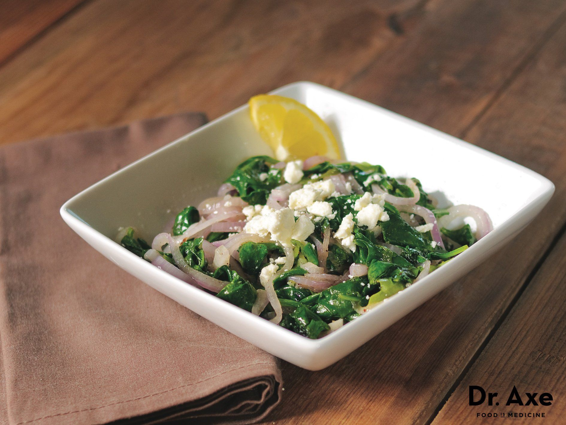 Grecian Spinach Recipe