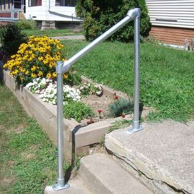 Best Nice Handrail Outdoor Handrail Outside Handrails Porch Handrails 640 x 480