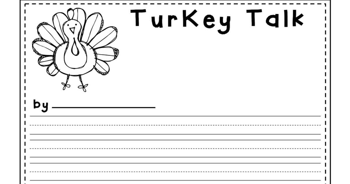 Thanksgiving Writing {After the Feast}.pdf Thanksgiving