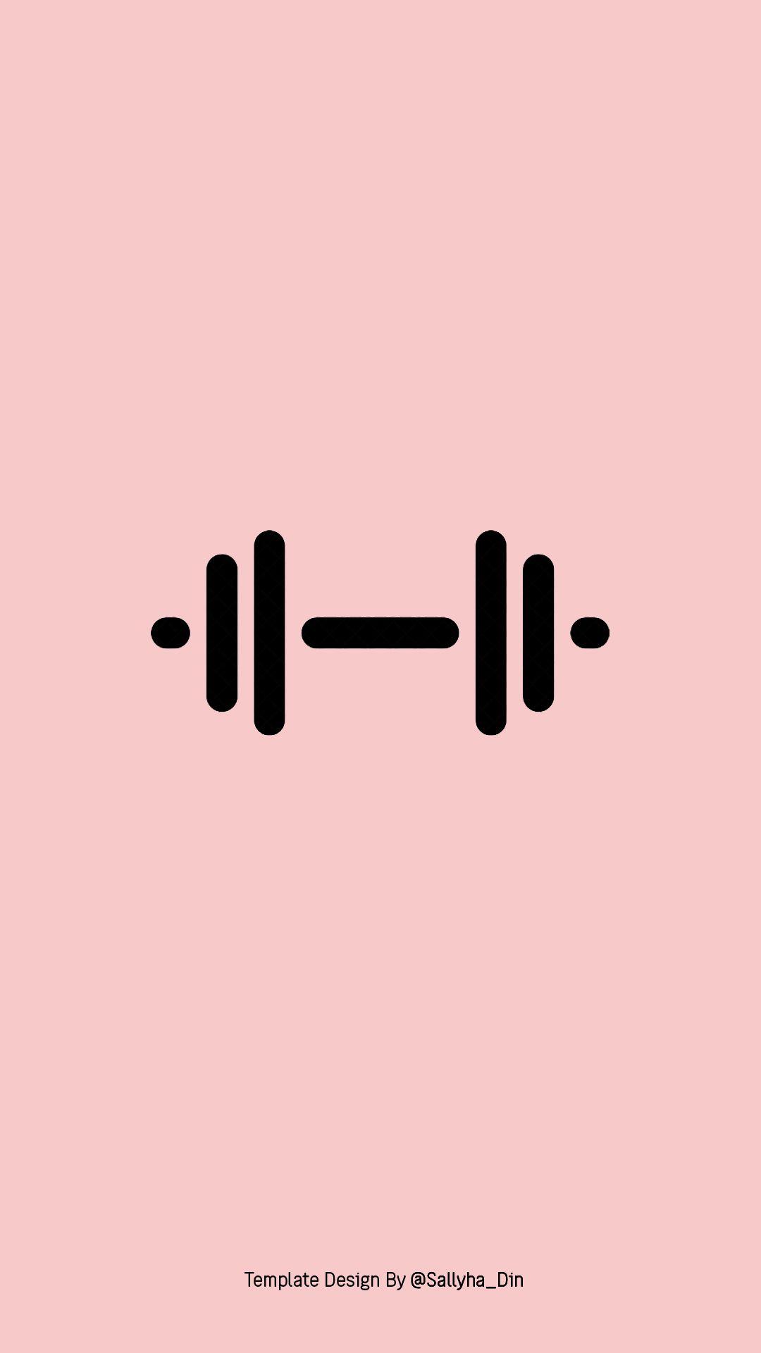 F I T N E S S Baby Pink Instagram Highlight Covers By Sallyha Din Www Instagram Com Sallyha Din Www Sallyhadin C Pink Instagram Instagram Icons Instagram Logo