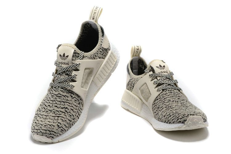100% authentic b4f32 d71c4 Free Shipping Only 69  WMNS Adidas NMD XR1 Safari White Leopard Print