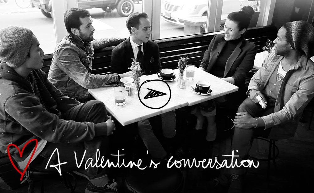 Pardon My French / A Valentine's Conversation - Garance Doré