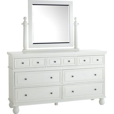 Pier 1-- Ashworth Dresser & Mirror Love the whole bedroom set ...
