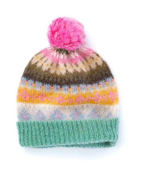 fc0df2529f5 Fair Isle Hat AD177 Hats