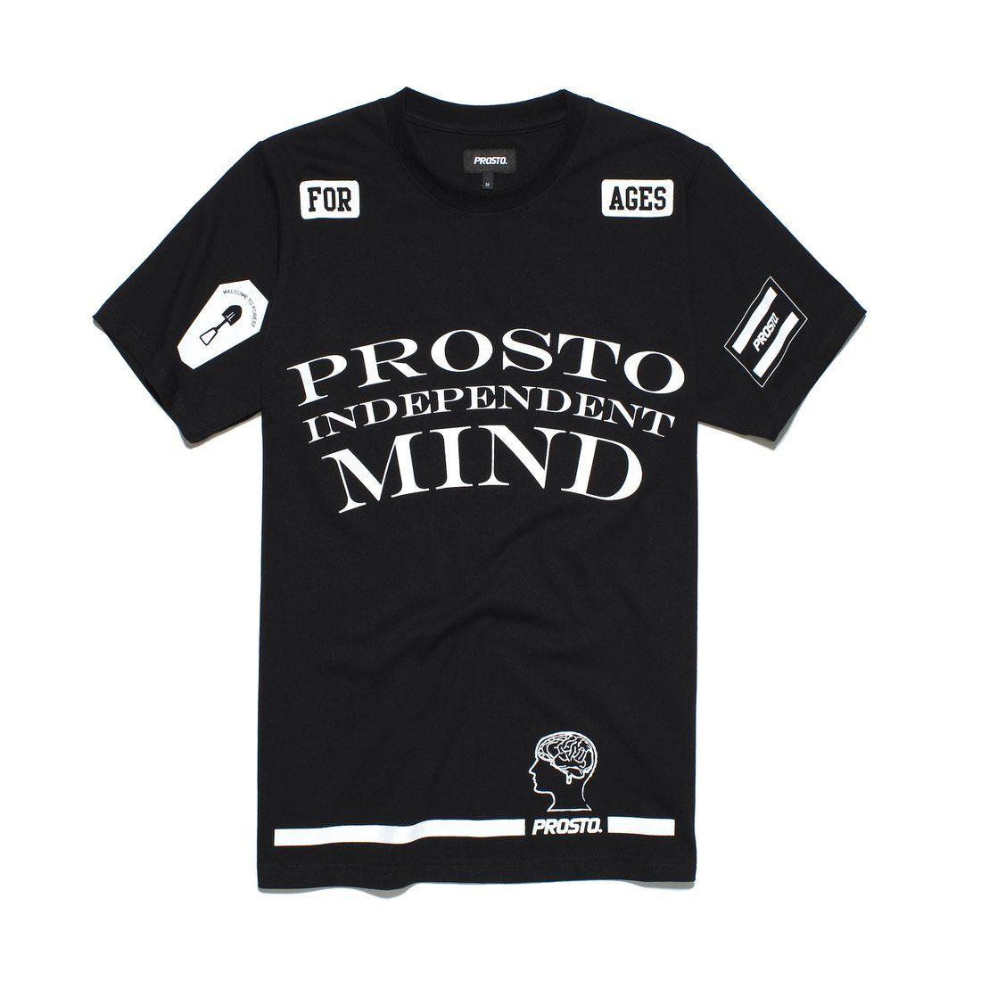 Koszulka Independent Black Meska Koszulka Wykonana Z Najlepszej