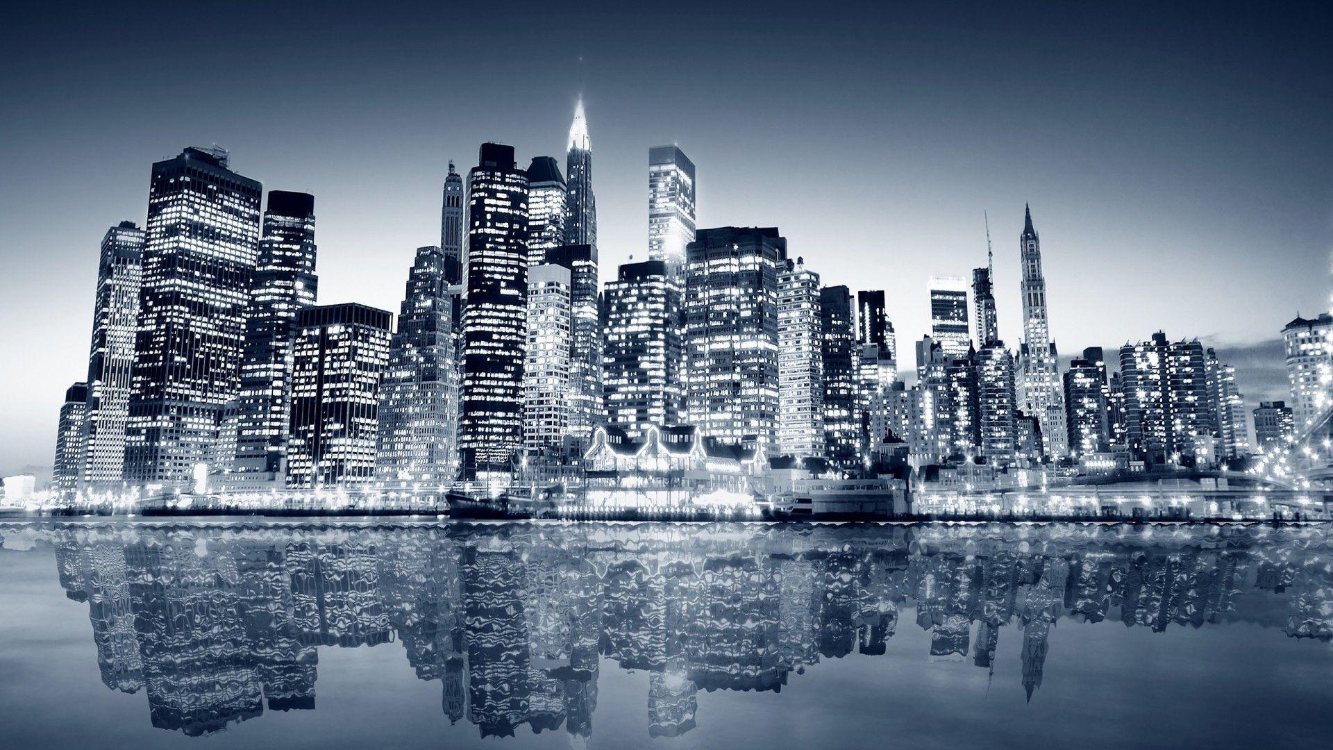 Cool Pictures New York City Skyscraper New York New York Wallpaper Skyline