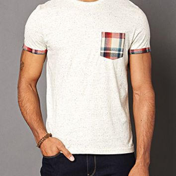 Exploded Check Cotton Shirt on Wanelo