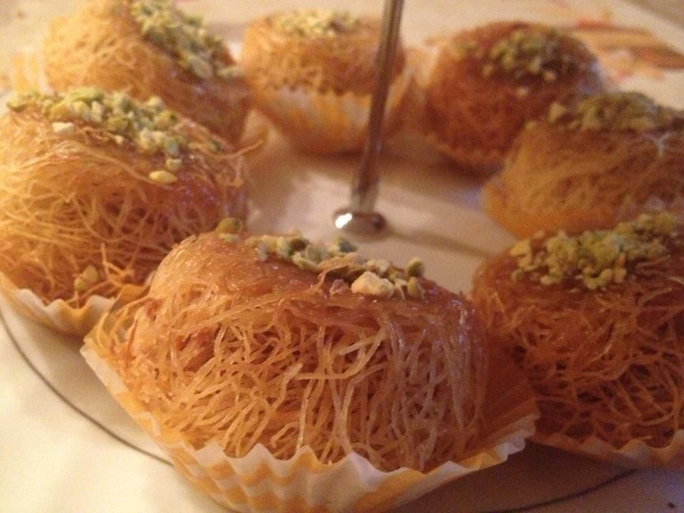 Ktayef biscuits orientale pinterest - Recette de cuisine drole ...