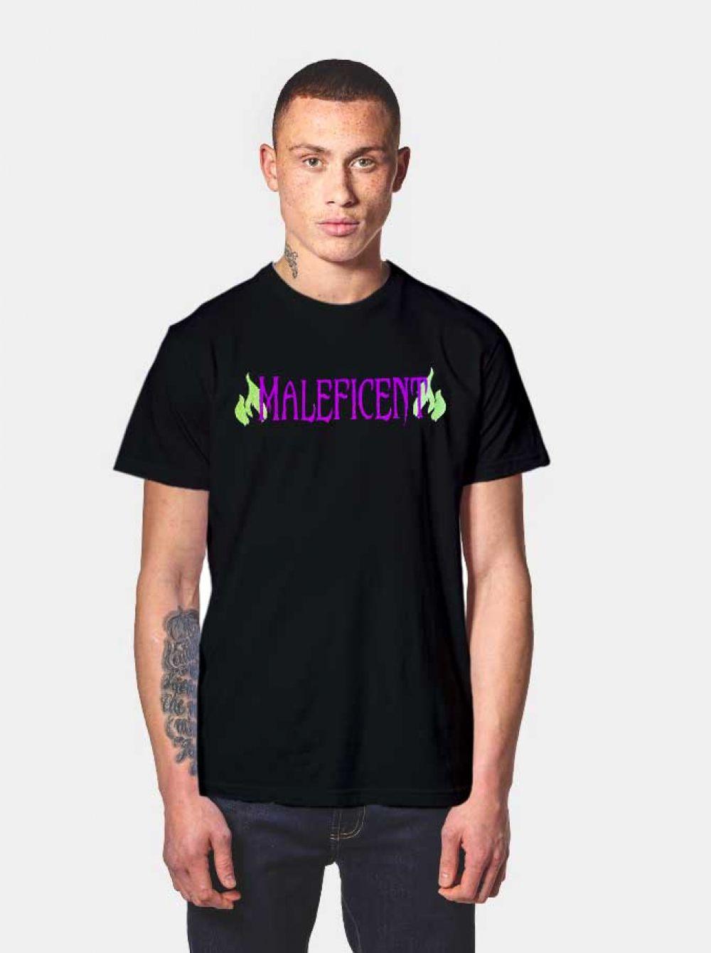 Maleficent Villain Disney T Shirt Maleficent Villain Disney T Shirt $ 14.50