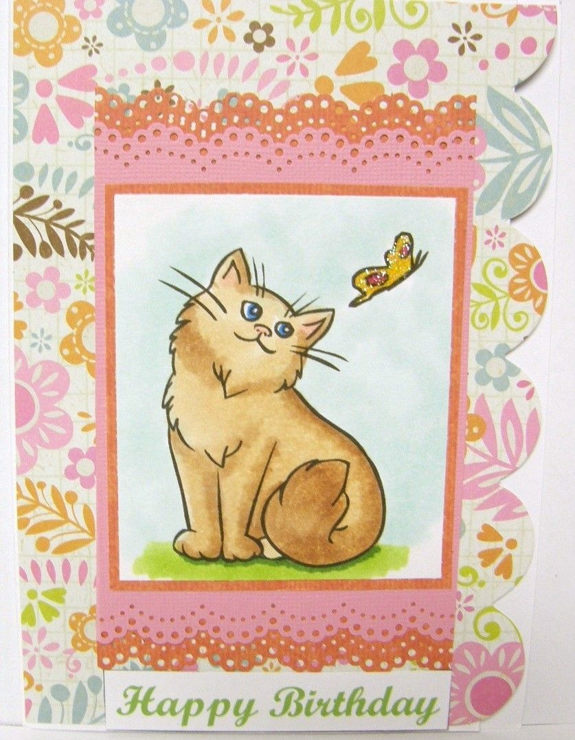 cat birthday cards online – Free Birthday Greeting Cards Online