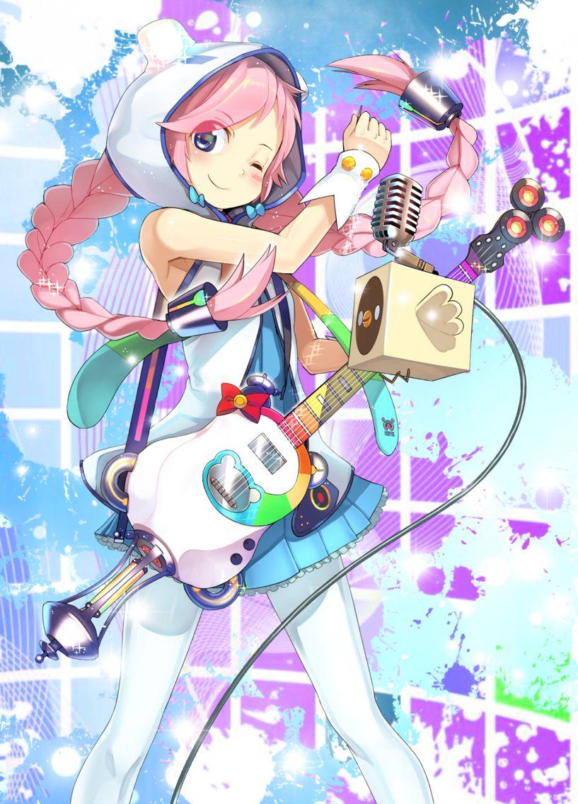 Rana Anime Vocaloid Wallpaper Anime Girls 1 Pinterest Vocaloid