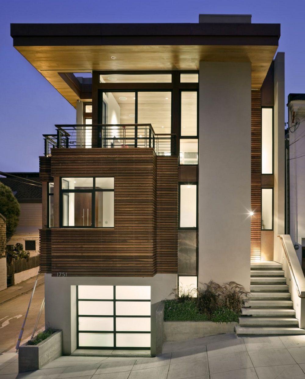 Amazing Minimalist House Exterior Design: Amazing Home Exterior Design Ideas