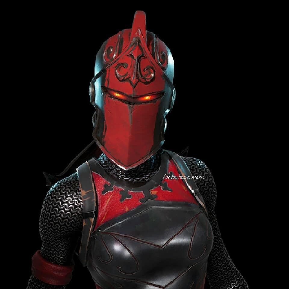 Red Knight Rarity Legendary Release Date January 25 2018 Cost 2000 V Bucks Times Seen 5 Ignore Tags Redkn Red Knight Fortnite Red Knight Fortnite