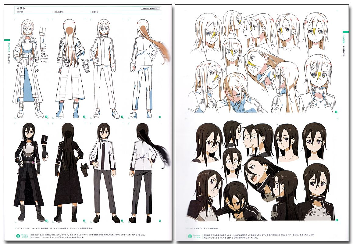 Art Book Anime