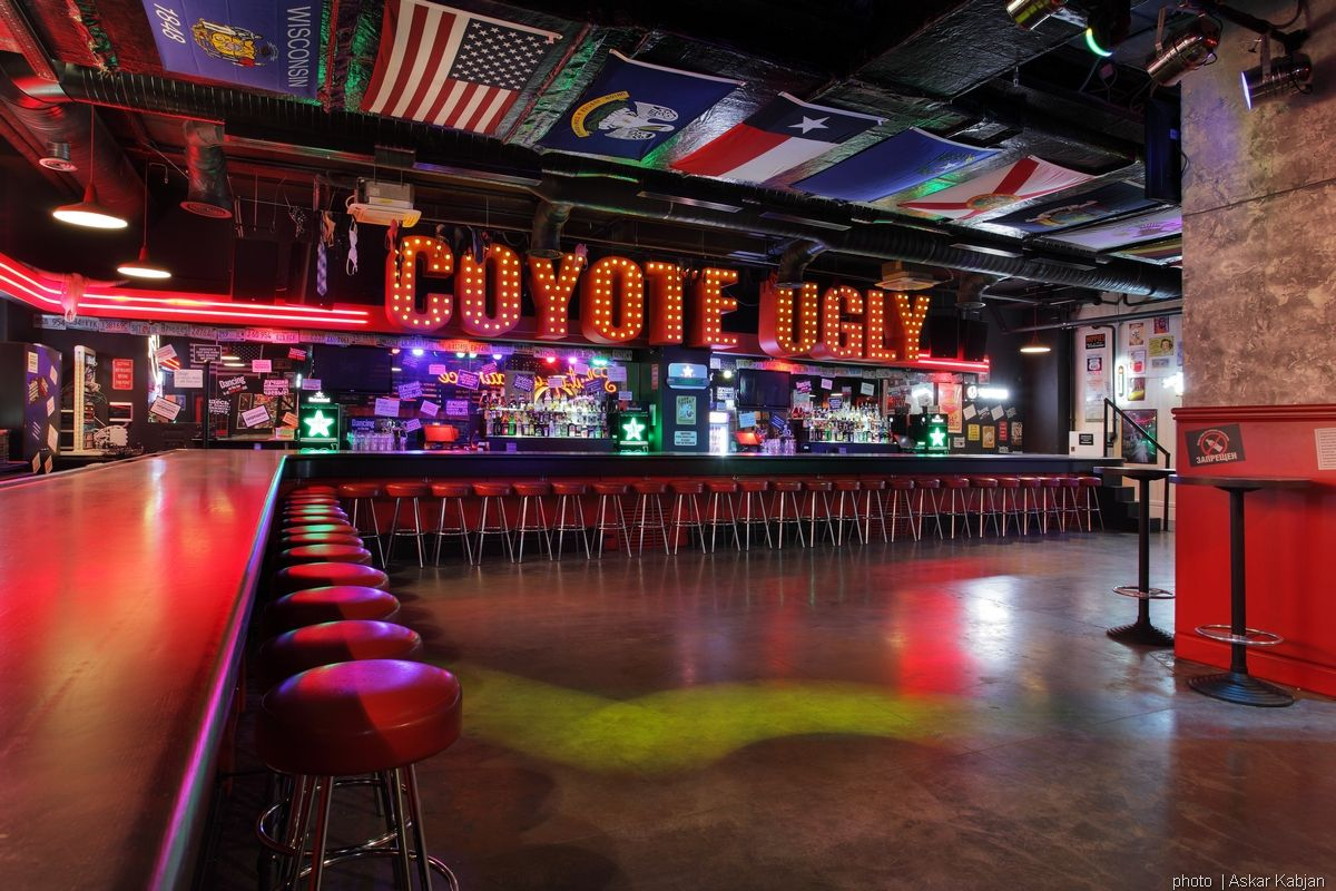 Pin On Coyote Ugly Bar