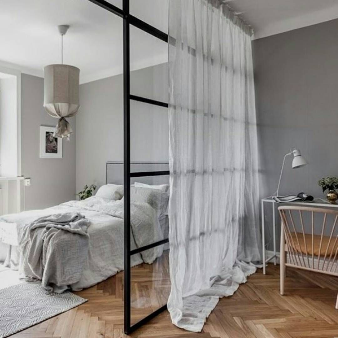 Inredning inspiration inredning sovrum : Jag är så HIMLA sugen på att göra en glasvägg nu igen! Tror det ...