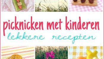 Picknicken met kinderen: lekkere recepten